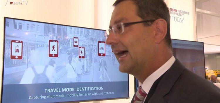 AIT - Travel Mode Identification und Datenschutz