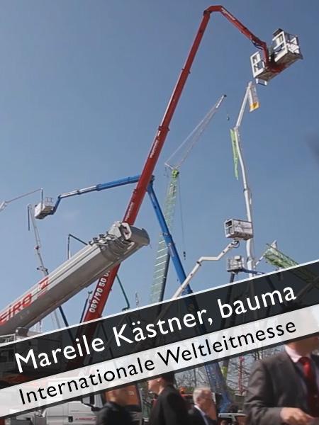 bauma - Eine internationale Weltleitmesse