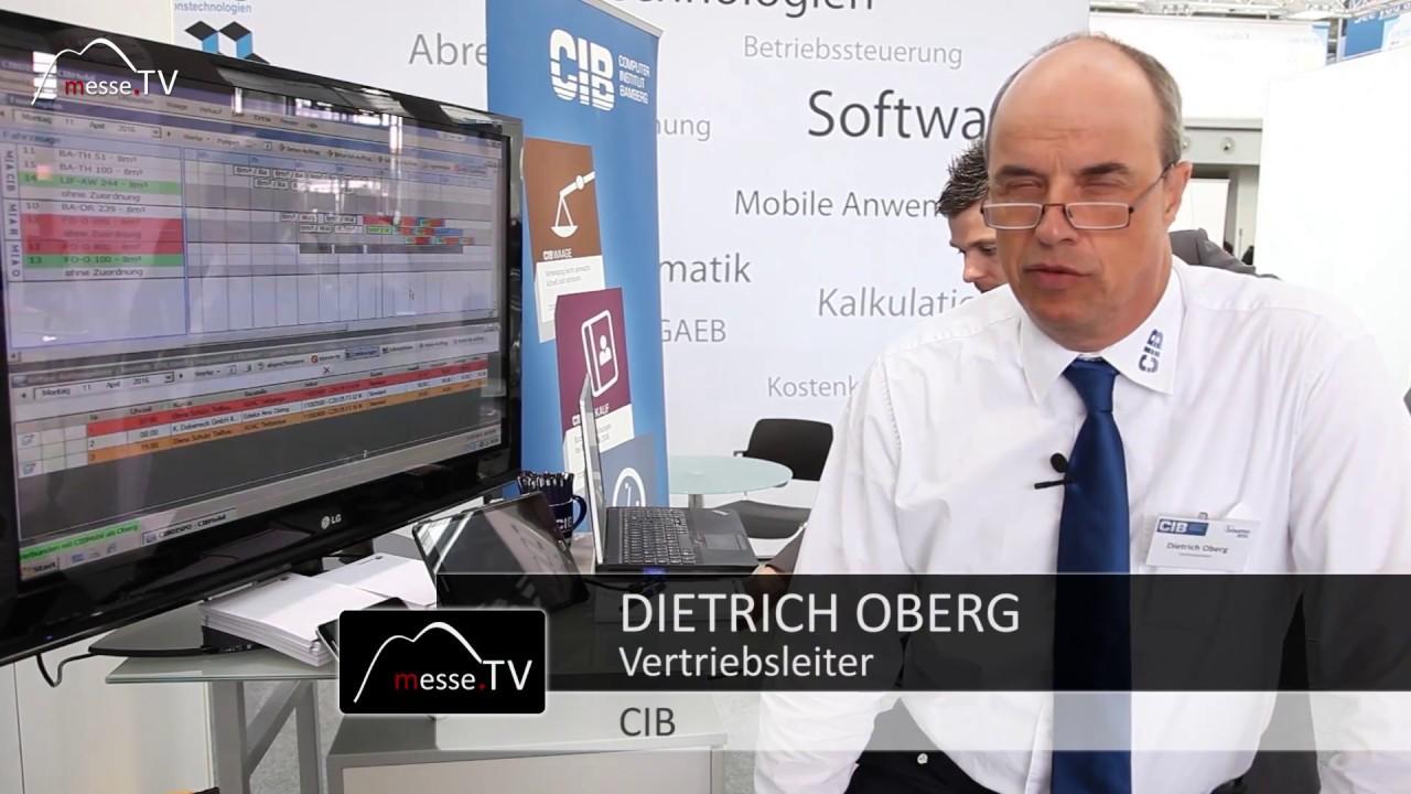 CIB – Software für die Baustoffindustrie