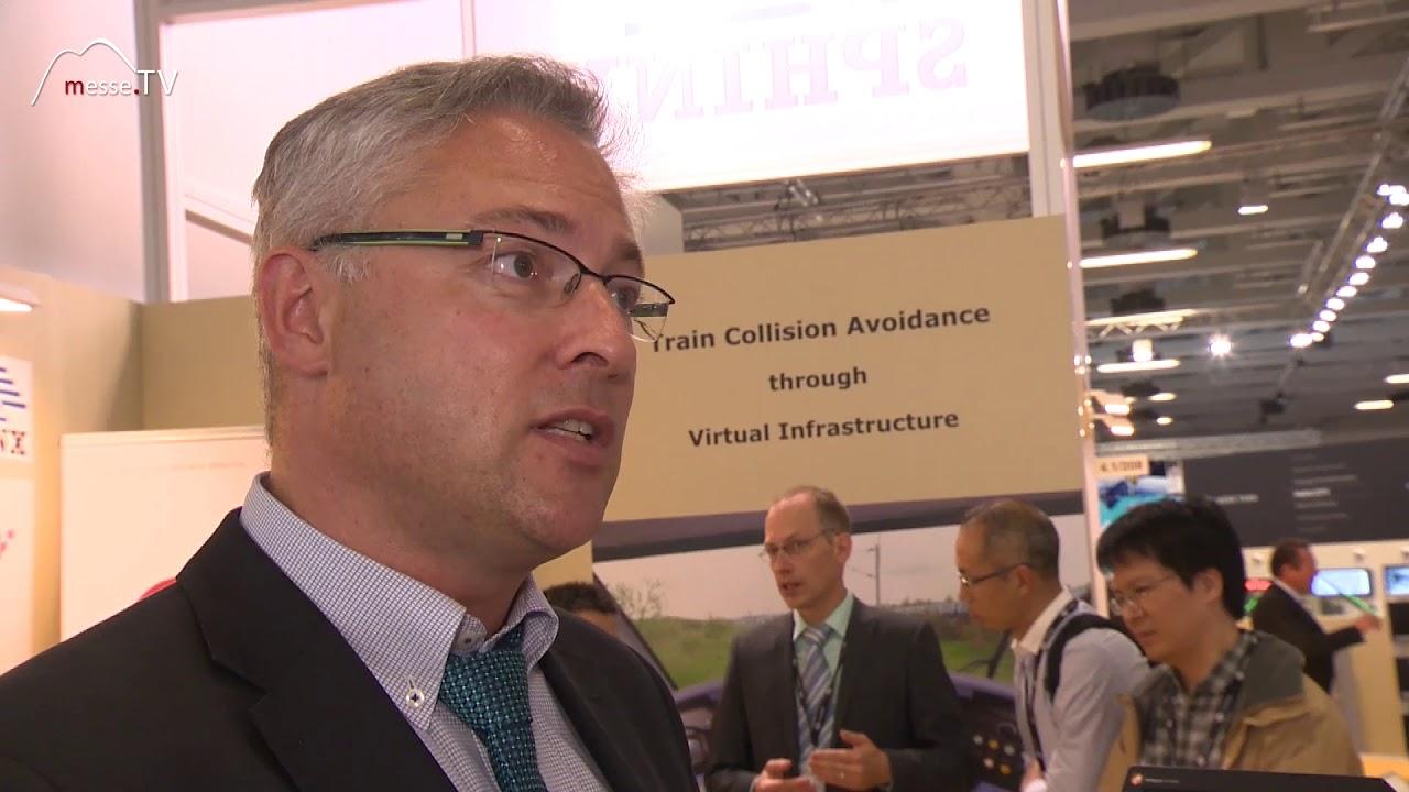Intelligence on Wheels - Kollisionswarnsystem für Züge