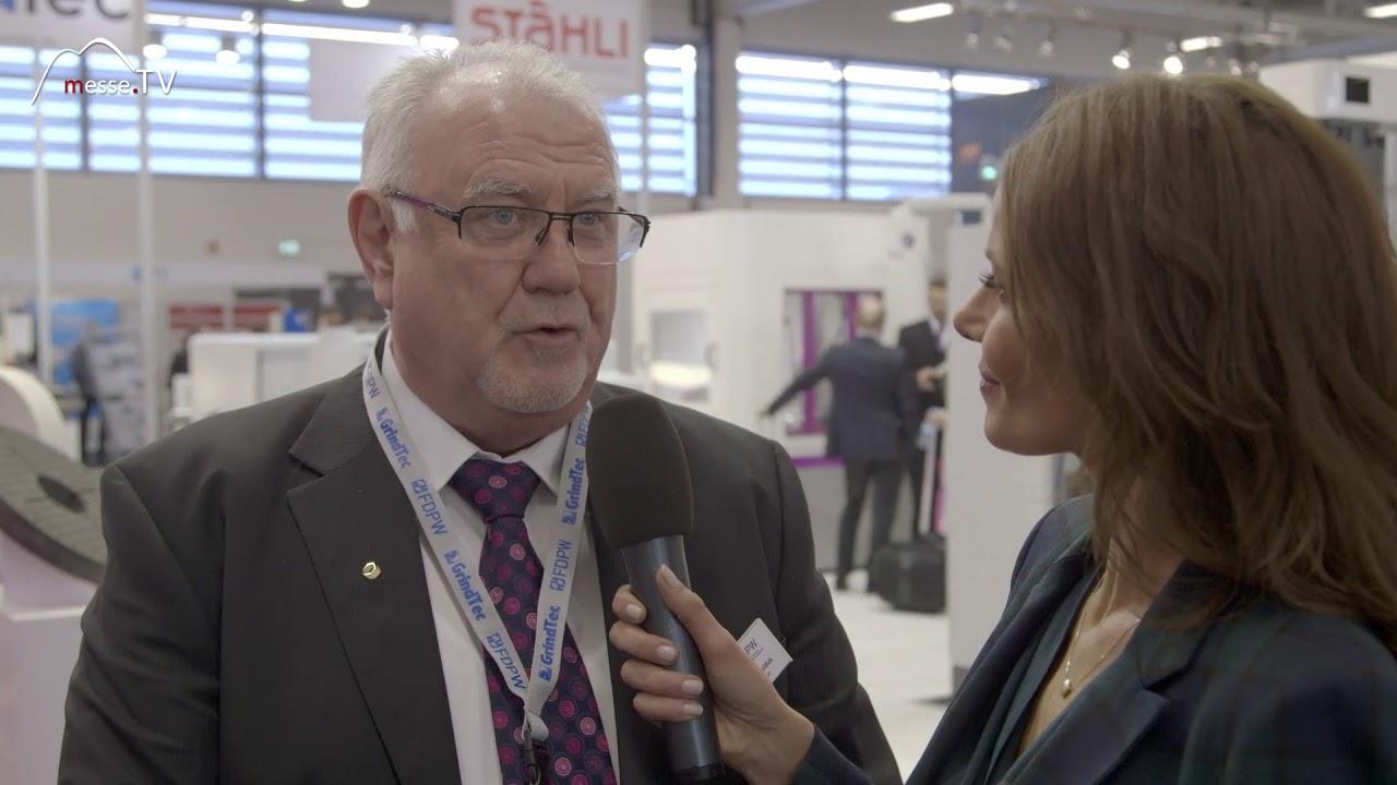 Jürgen Baldus, FDPW • 10 Jahre GrindTEC Entwicklung