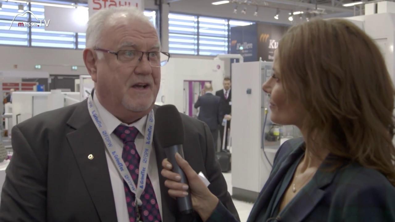 Jürgen Baldus, FDPW • GrindTEC & Industrie 4.0