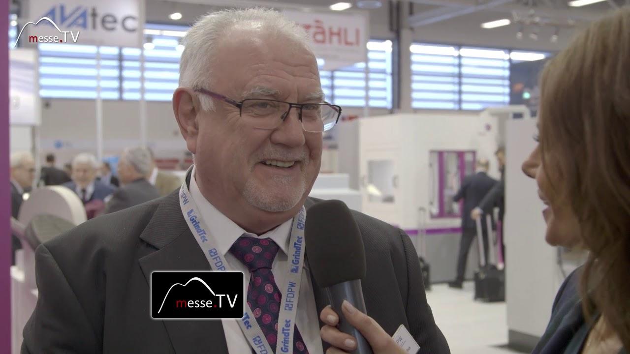 Jürgen Baldus, FDPW • Wenn die Messe GrindTec vorbei ist