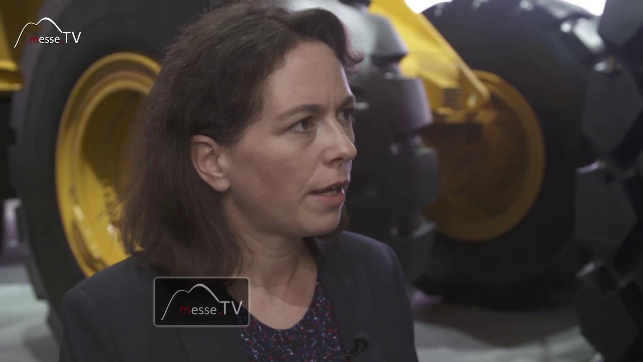 Mareile Kästner, bauma - Eine internationale Weltleitmesse