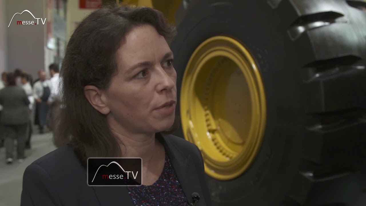 Mareile Kästner, bauma - Entwicklung der Baumaschinenbranche