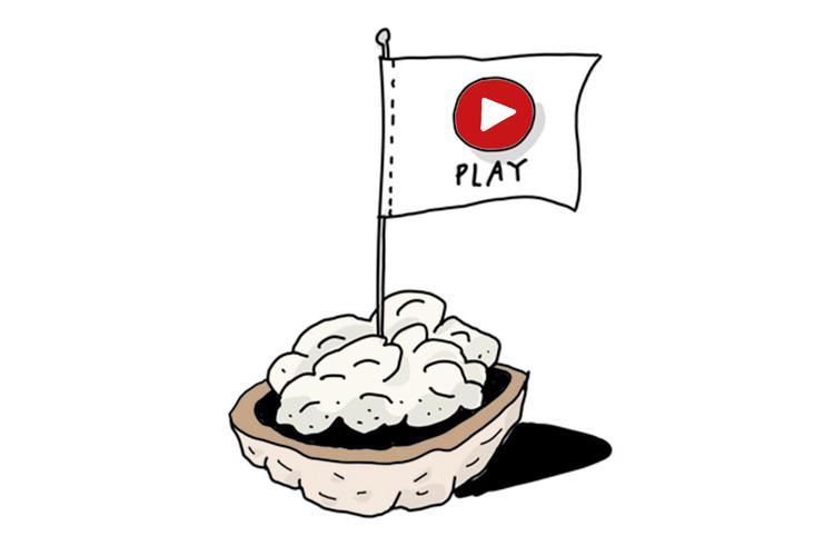Nutshell Spot - Video mit sehr kurzer Laufzeit