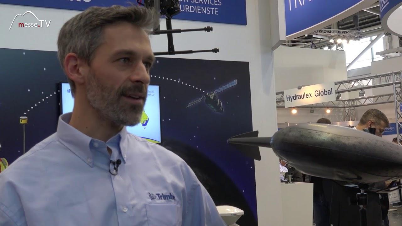 Trimble – Anwendungsgebiete Flugzeug oder Copter