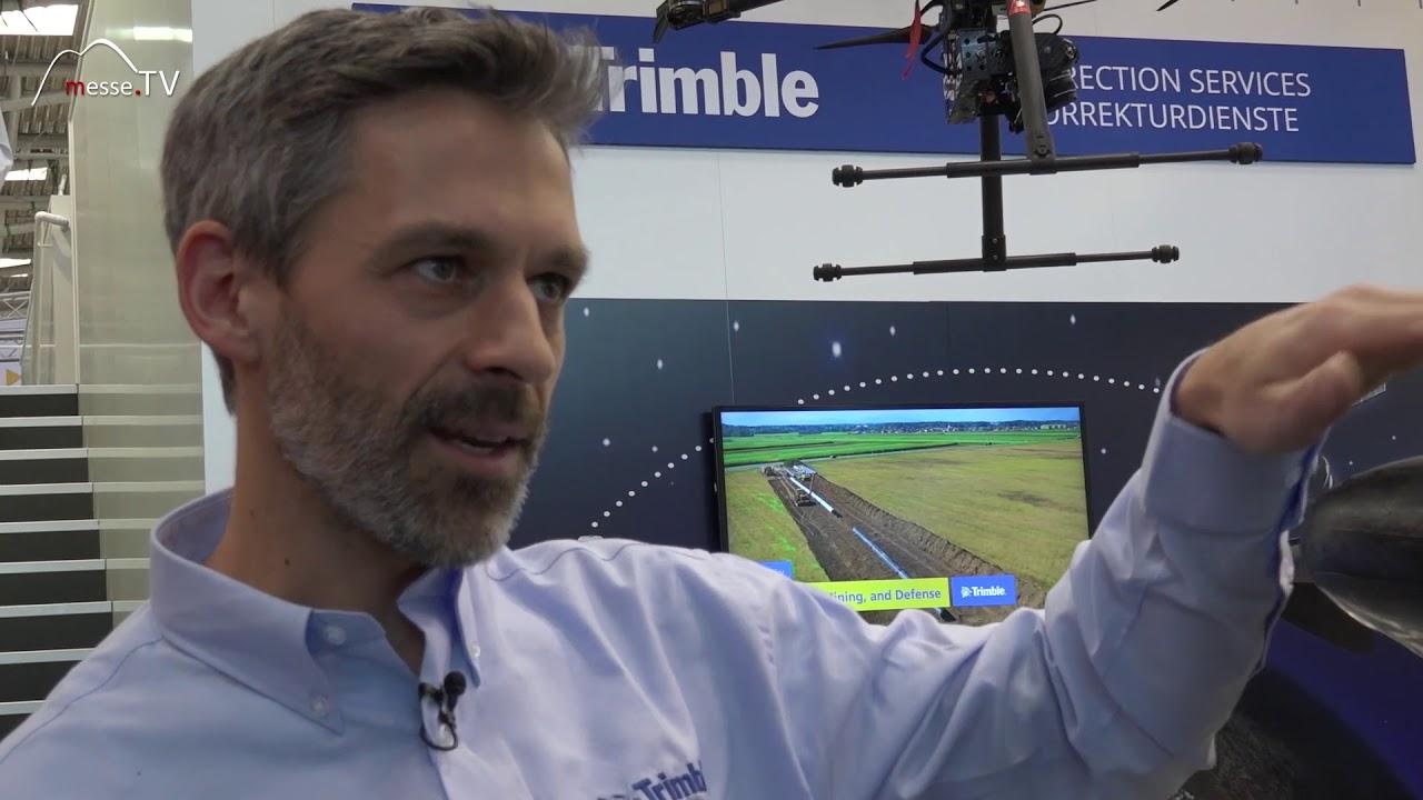 Trimble – Unbemannte Luftfahrtsysteme zum Baustellenmonitoring
