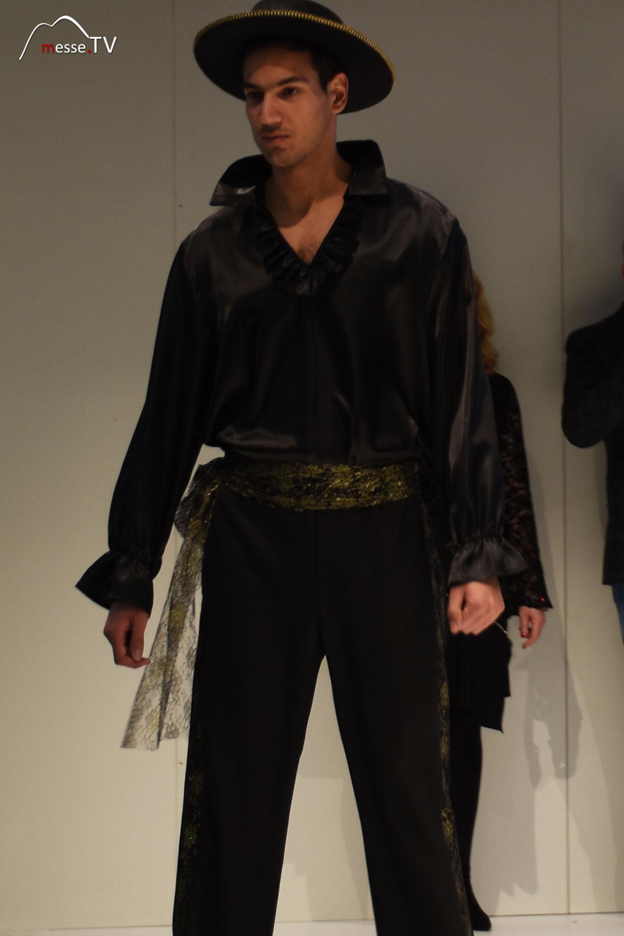 Spanisches Kostüm Mann