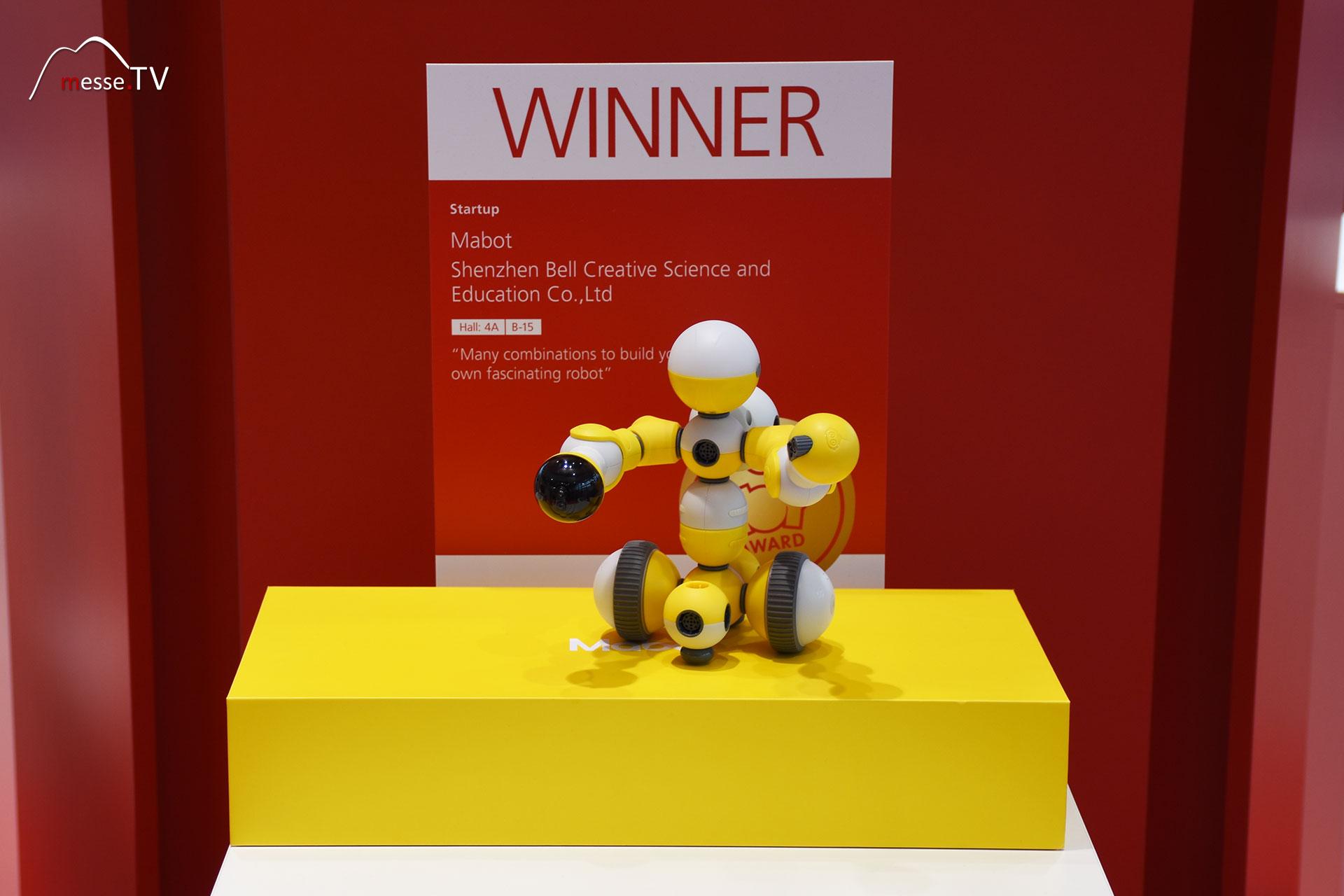 Bilder Toy Award