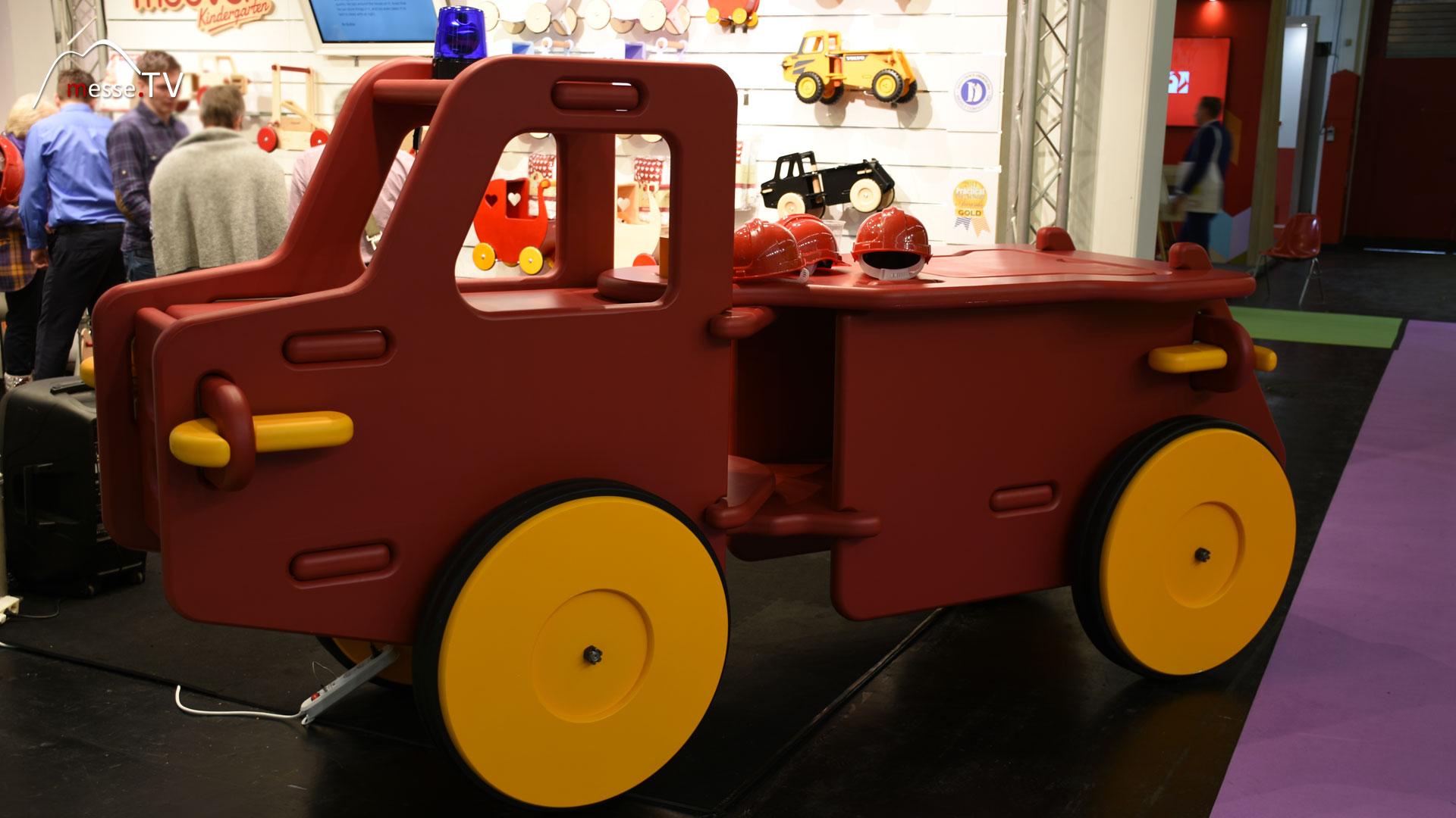 Moover Kindergarten - XXL Feuerwehrfahrzeug