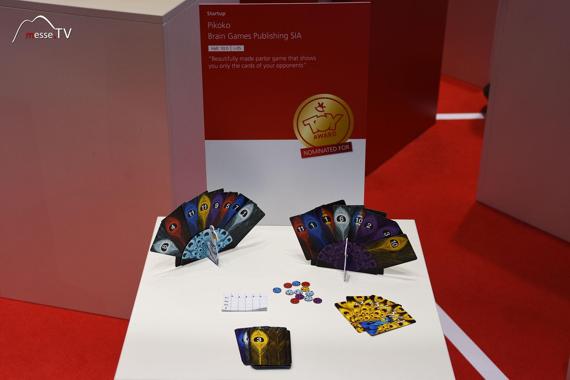 Brain Games - Pikoko