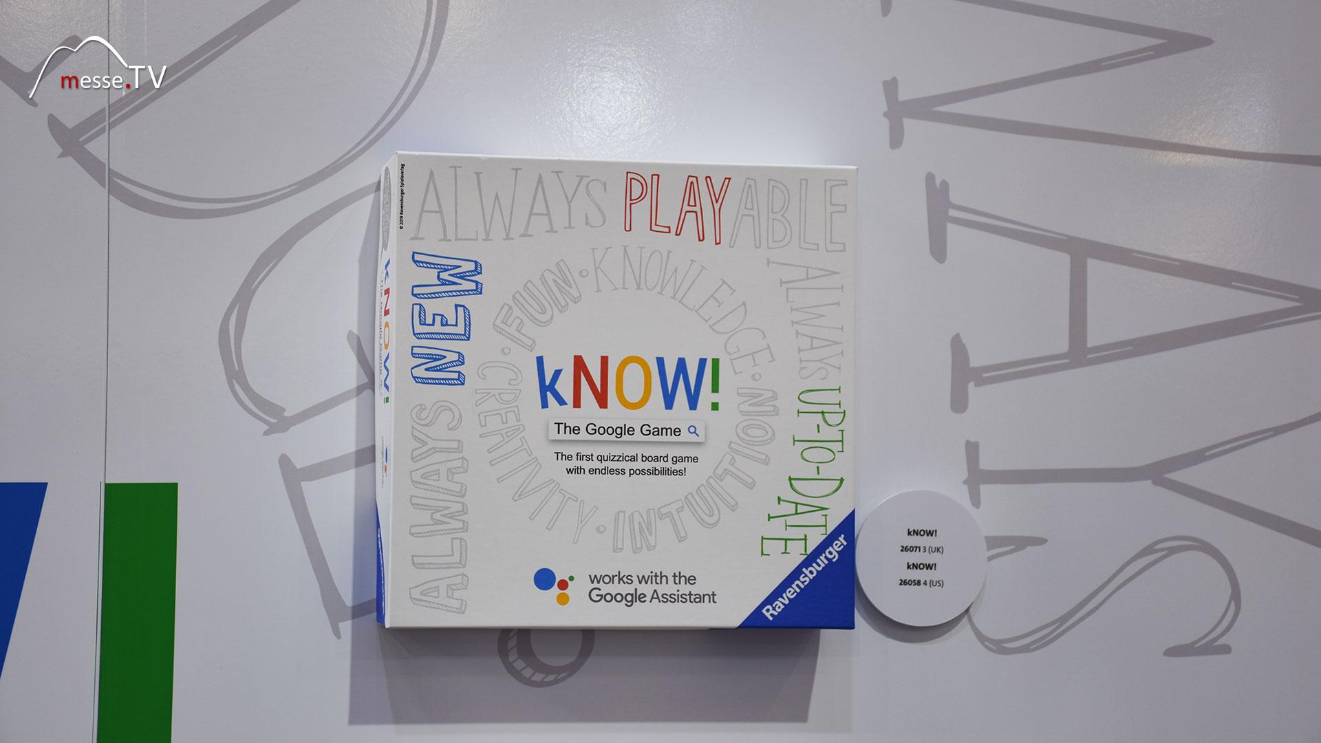Ravensburger - Know mit Google Assistant