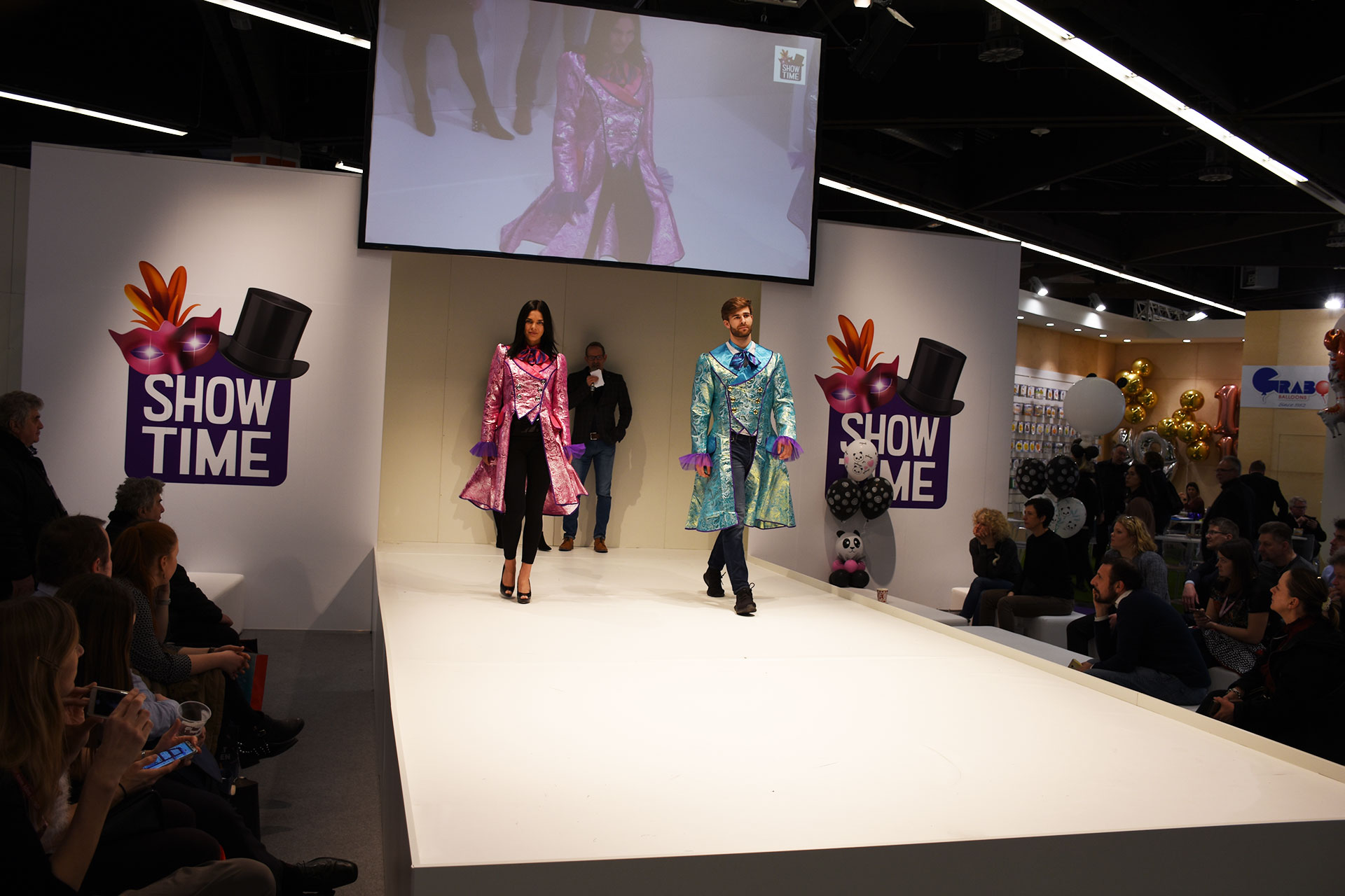 Showtime Spielwarenmesse 2019