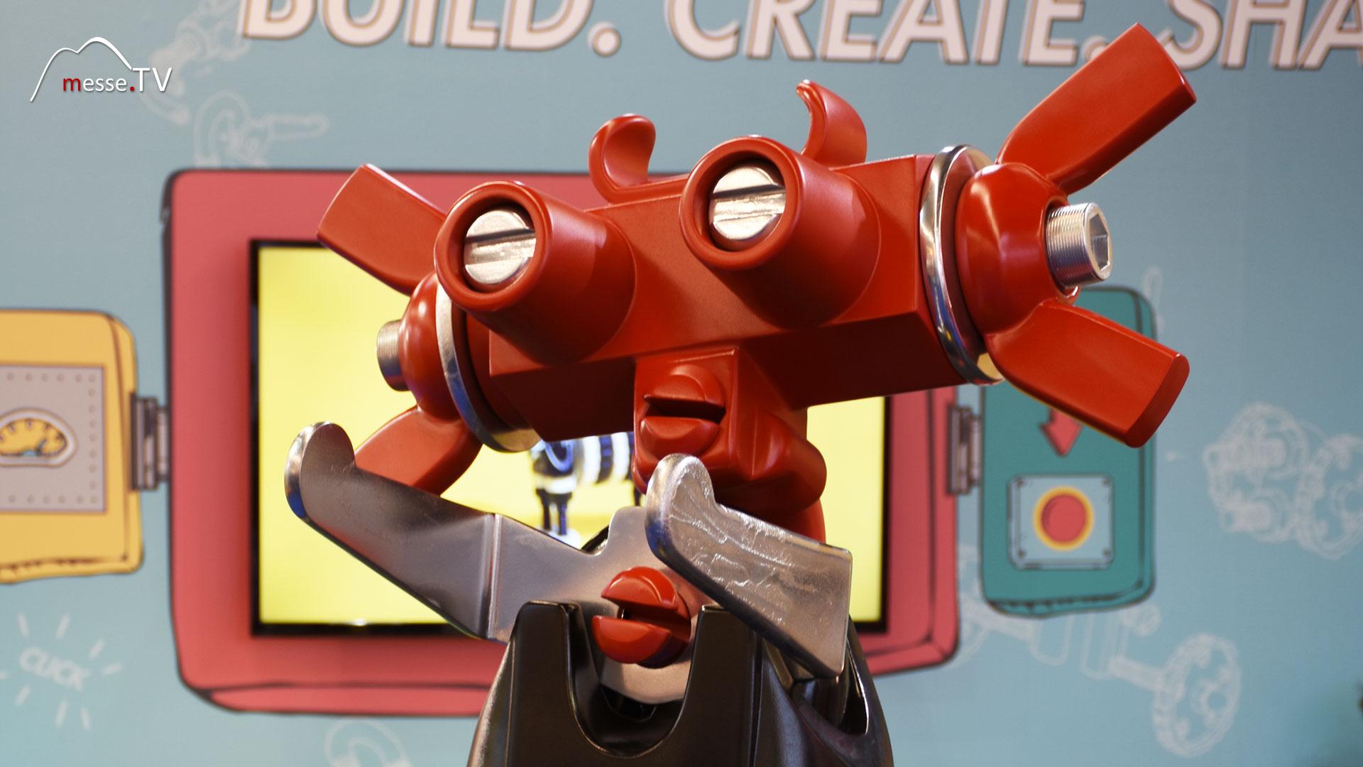 Steam - Spielzeugfigur