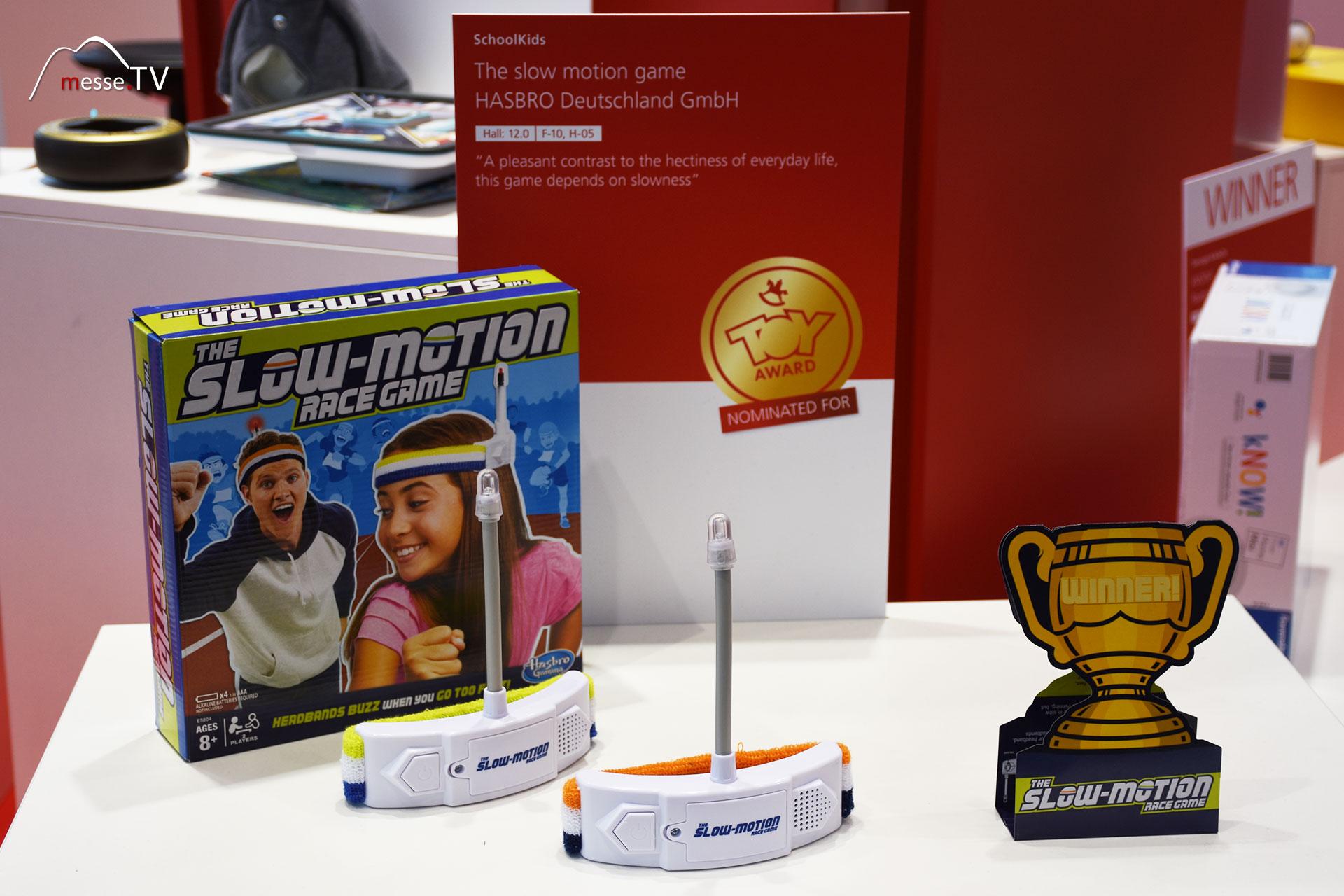 Hasbro Deutschland - The slow motion game
