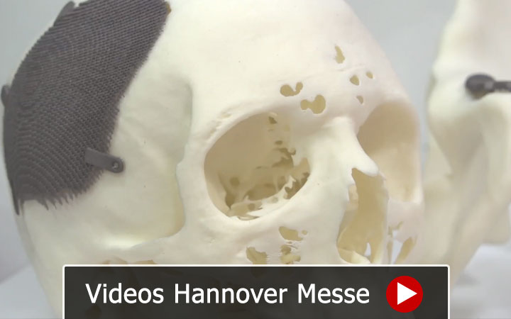 Messevideos Hannover Messe