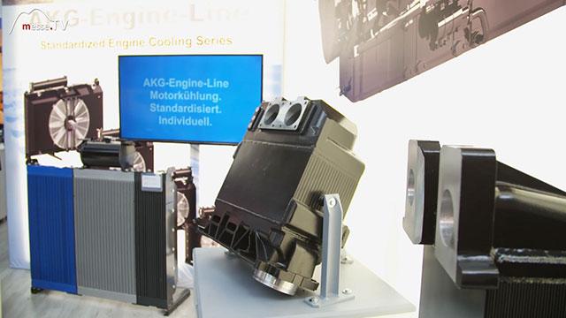 AKG-Engine-Line Motorkühlung