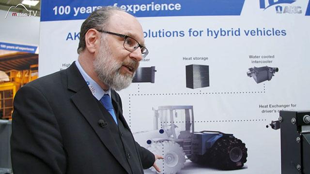 AKG Thermotechnik Klimatisierung Hybridfahrzeuge