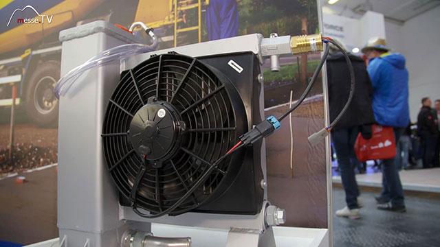 AKG Thermotechnik Luftkühler