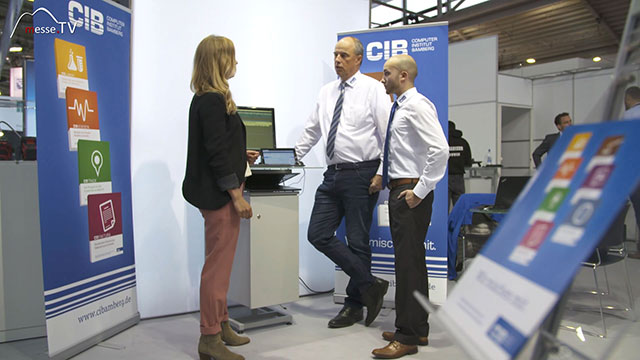 CIB Computerinstitut Bamberg bauma 2019 München