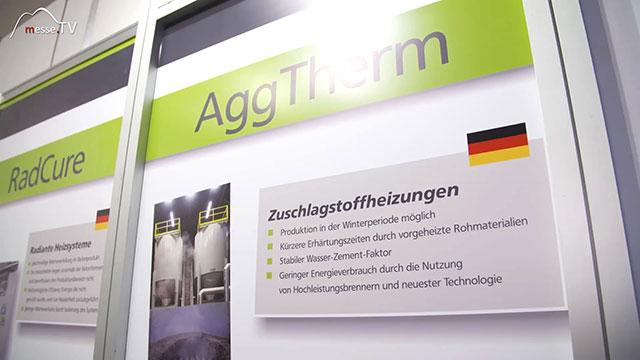 CURETEC Zuschlagstoffheizung Aggtherm
