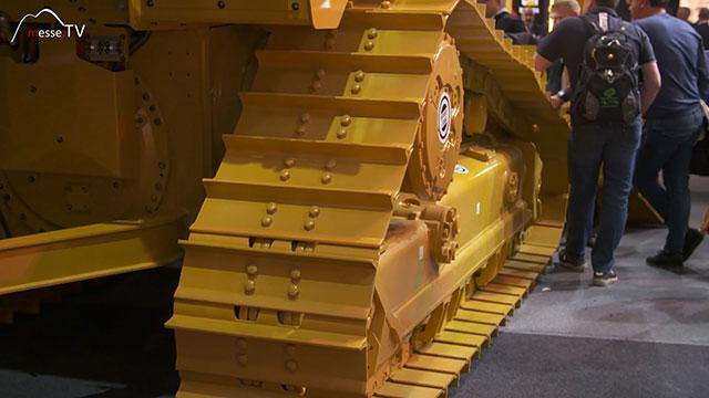 Caterpillar Dieselelektrischer Dozer D6XE Deltalaufwerk