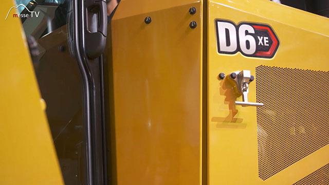 Caterpillar Dieselelektrischer Planierraupe D6XE