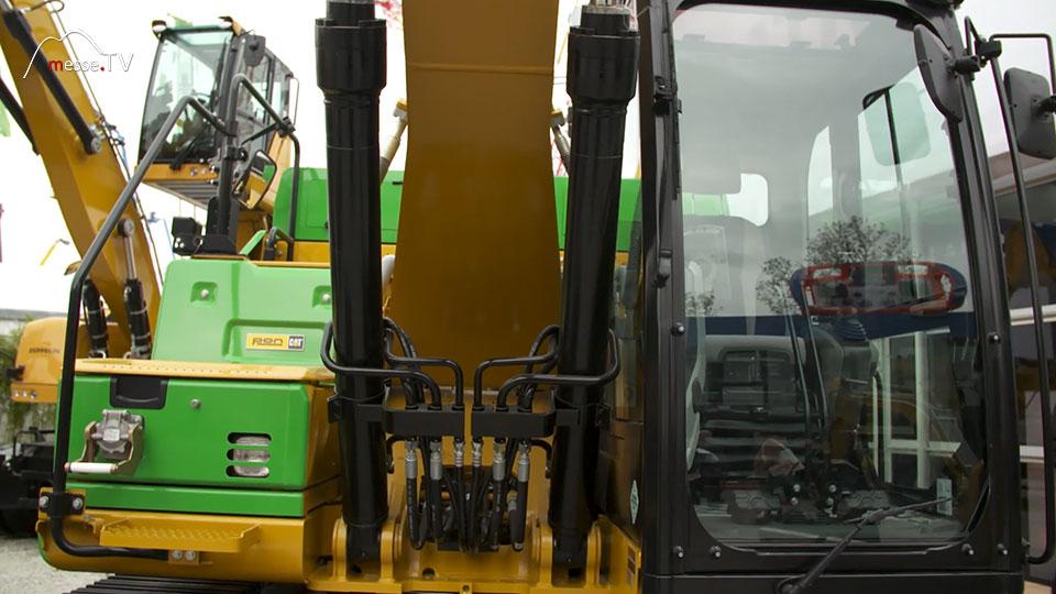 Caterpillar Pon vollelektrischer Bagger 323F Z-Line Akkus mit hoher Stoss und Rüttelfestigkeit