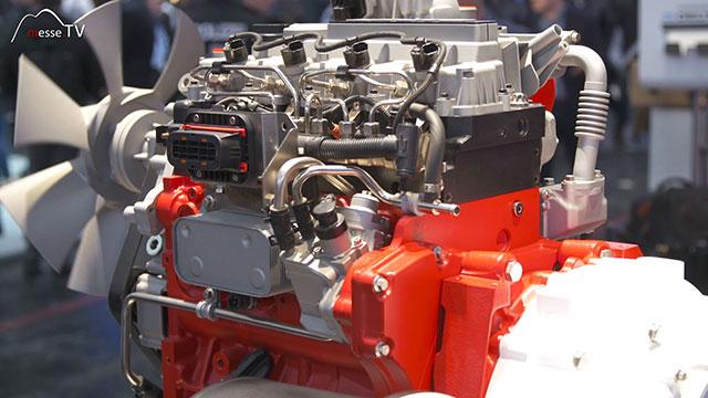 DEUTZ Produktbaukasten Motoren: Diesel, Elektro, Wasserstoff