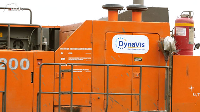 Evonik DynaVIs Technology use in construction machinery