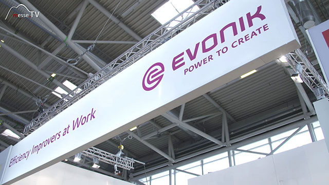 Evonik Oil-Additives bauma 2019 München