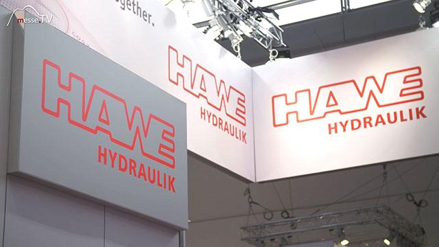 HAWE Hydraulik Neuheiten bauma München