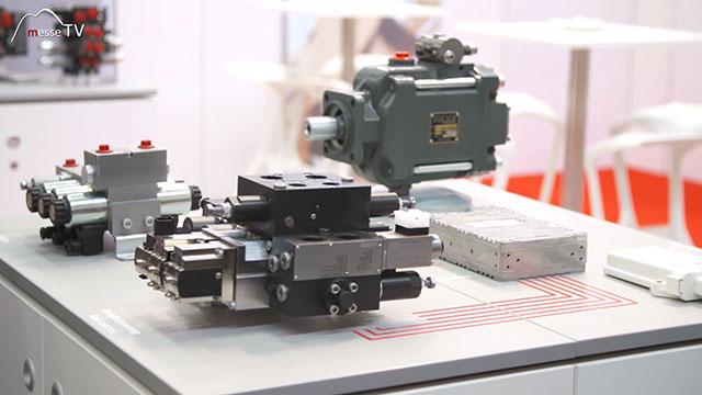 HAWE Hydraulik Systemlösung für mobile Arbeitsmaschinen