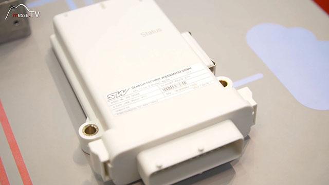 HAWE Hydraulik Telemetrie Modul für Echtzeit Auslesung