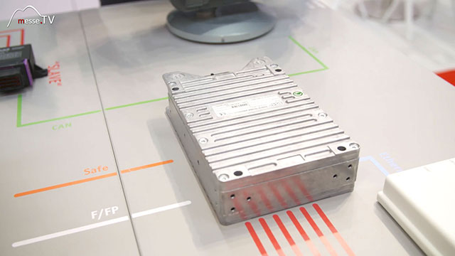 HAWE Hydraulik elektronisches Steuergerät Master zur Maschinensteuerung