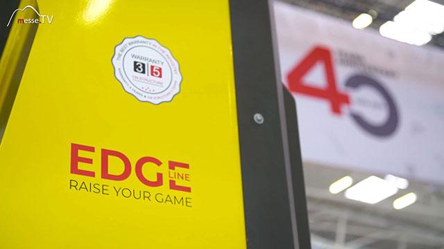 HYVA Krane Edge Line verlängerte Garantie