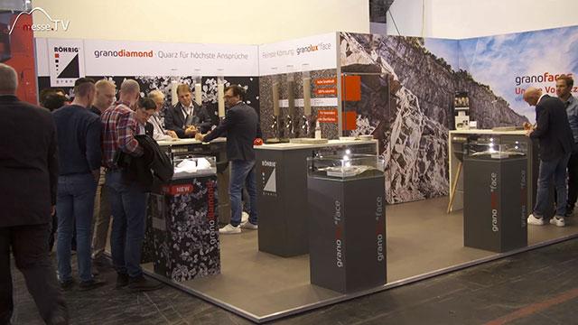 ROEHRIG granit bauma 2019 München