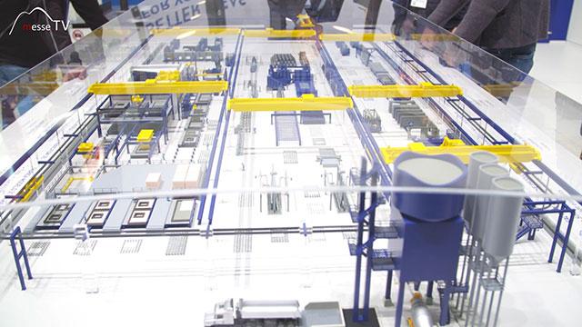 Weckenmann Produktionsanlagen Betonfertigteile