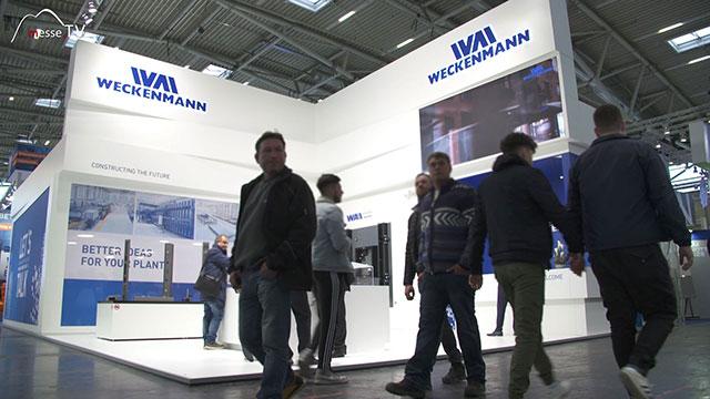 Weckenmann bauma 2019 München