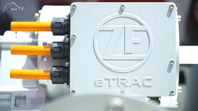 ZF Friedrichshafen ZF eTRAC