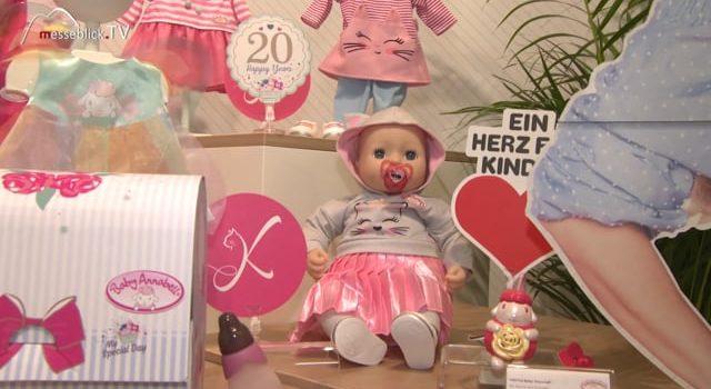 Baby Annabell, Zapf Creation – Spielwarenmesse 2018