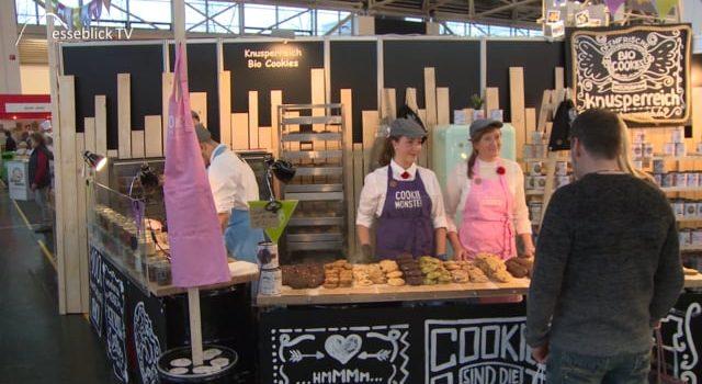 Bio Cookies, Knusperreich Video – FOOD & LIFE 2017