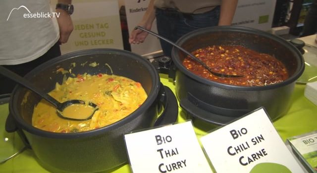 Bio-Veganes Essen, Lunch Vegas – Video FOOD & LIFE 2017