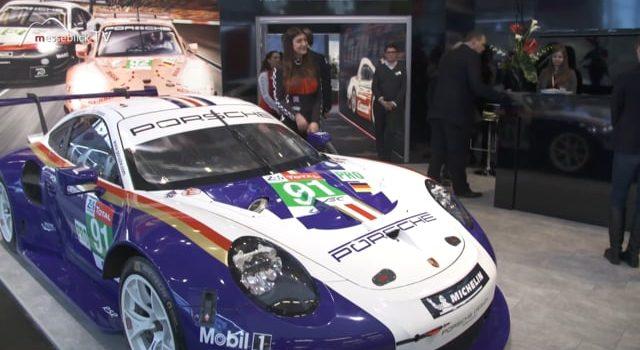 Carrera Digital: Porsche RSR – Spielwarenmesse 2019