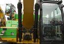 Caterpillar: Vollelektrischer Bagger CAT 323f Z-Line, bauma 2019
