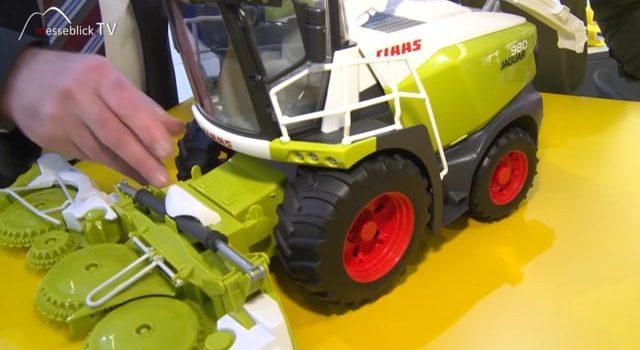 Fahrzeuge Landwirtschaft, Bruder – Spielwarenmesse 2018