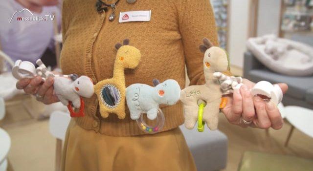 Fehn: Kinderwagenkette auf der Spielwarenmesse 2019 in Nürnberg