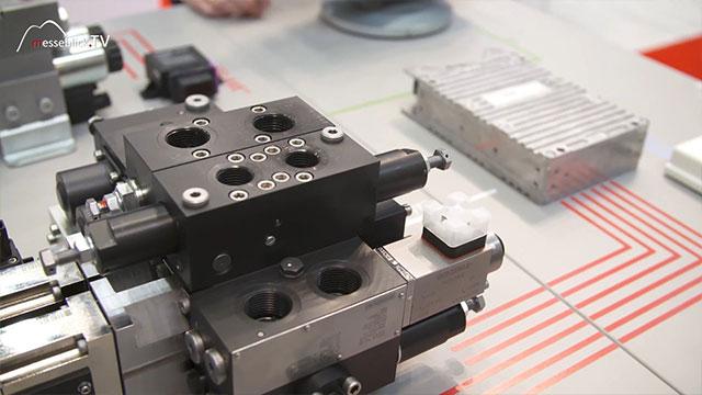 HAWE Hydraulik: Systemlösung mobile Arbeitsmaschine, bauma 2019