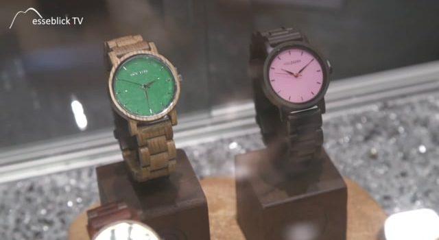 Holzkern – Armbanduhren aus Holz